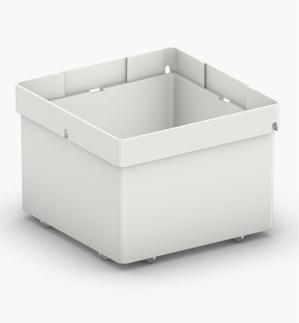 100mm × 100mm × 68mm Bins, pkg. of 6