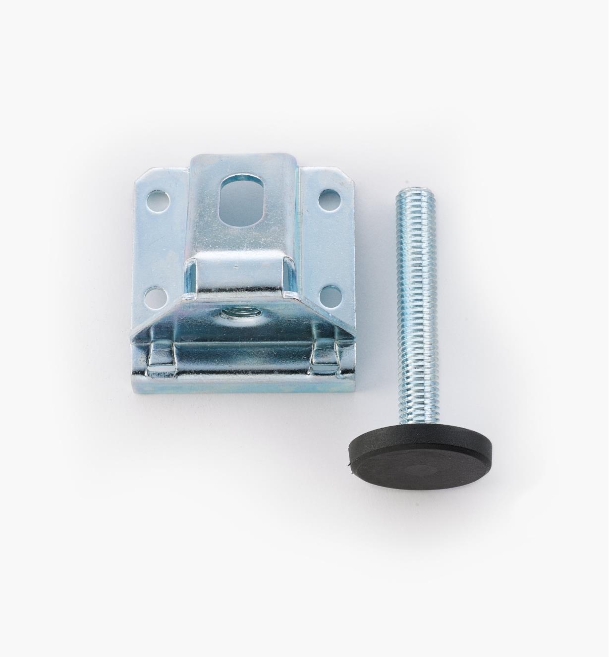 01S0810 - Heavy-Duty Adjustable Glide, each