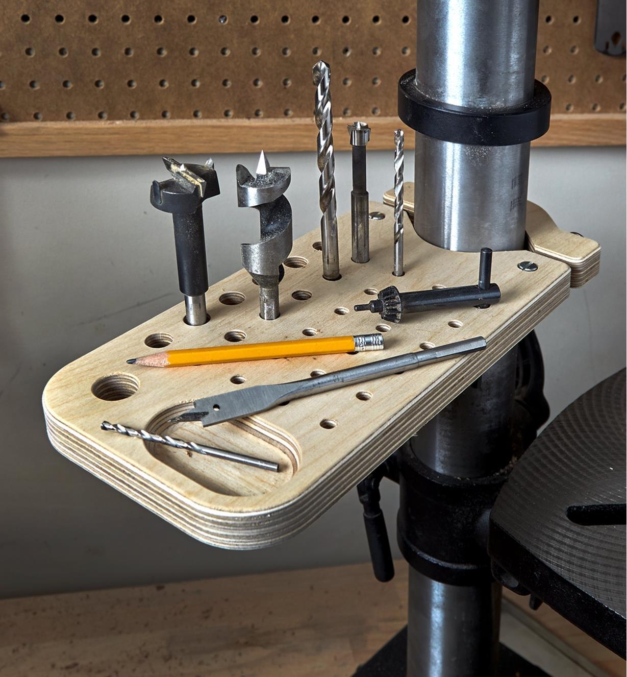 15K1001 - Lee Valley Drill Press Tool Holder