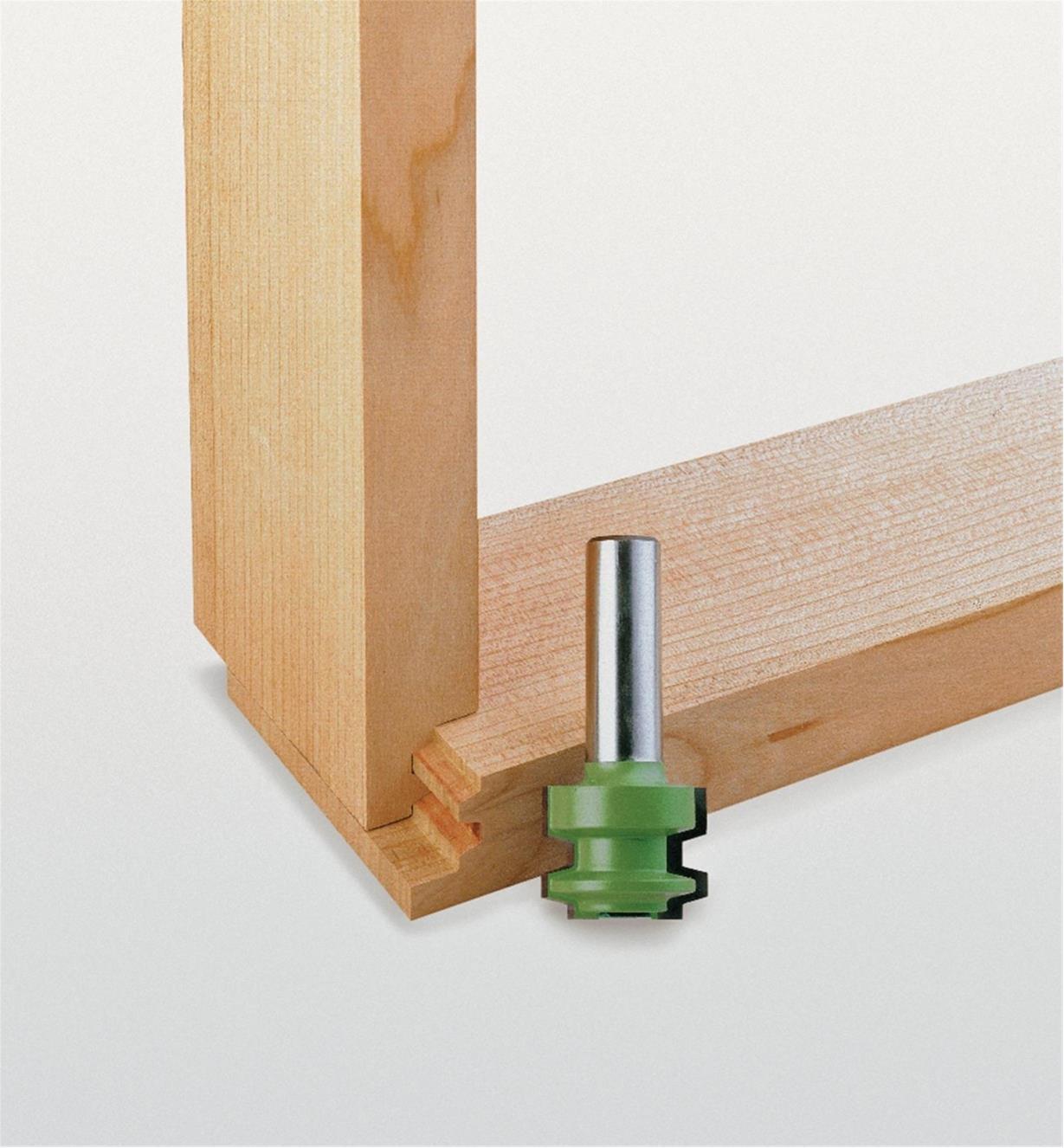 16J7662 - Mèche pour assemblage de tiroir, 11/16pox3/4pox1/2po