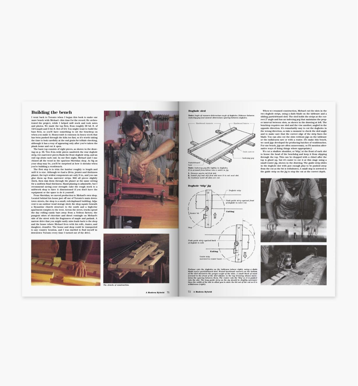 20L0374 - The Workbench Book