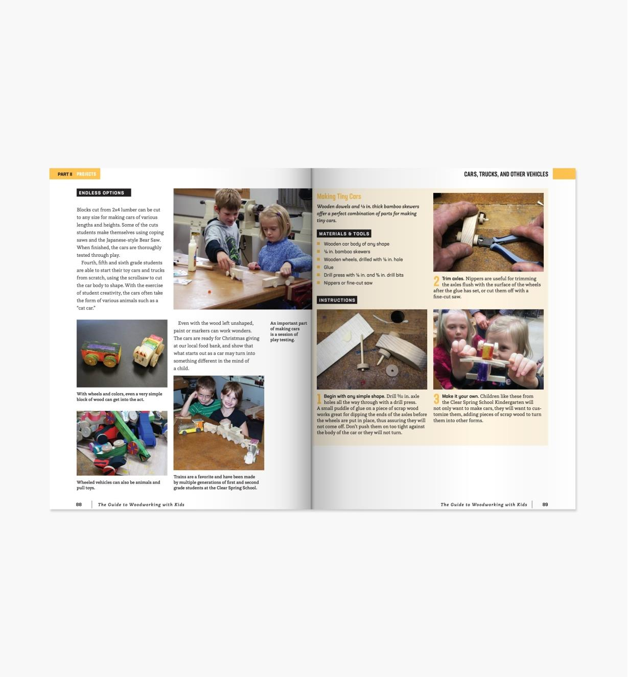 49L2750 - The Guide to Woodworking with Kids