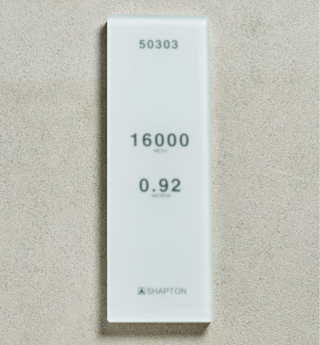 61M0312 - GlassStone HR Stone 0.92µ 16,000x