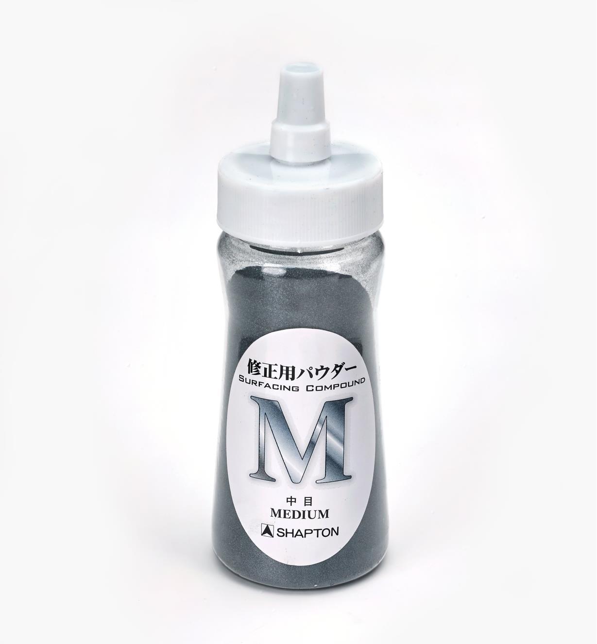 61M0402 - Shapton Medium Lapping Powder, 120ml (4oz)