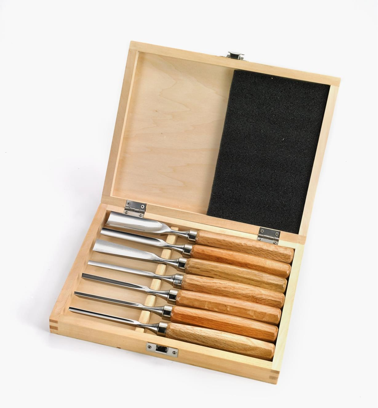 99W7664 - 7-Piece Carving Tool Set