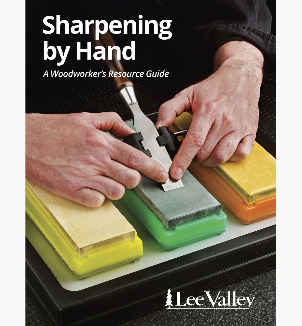 C0321SHA - Sharpening by Hand: A Woodworker's Resource Guide