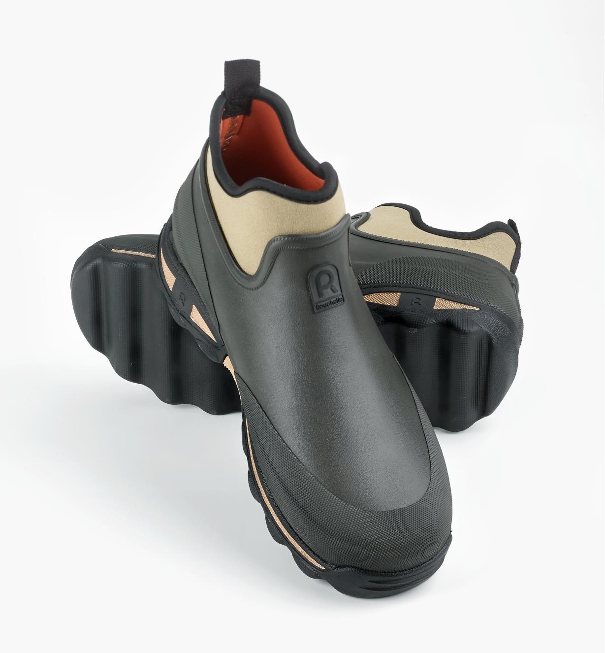 Gardener's Shoes, Olive