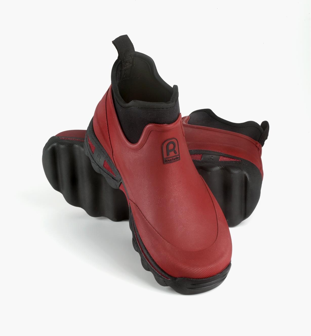 Gardener's Shoes, Red