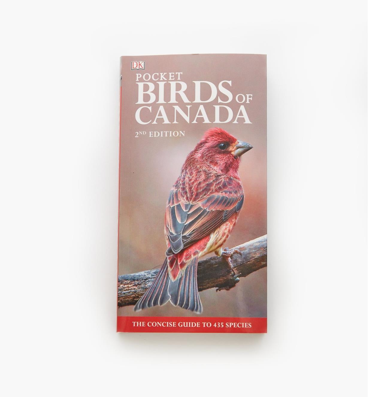 LA908 - Pocket Birds of Canada, 2nd Edition