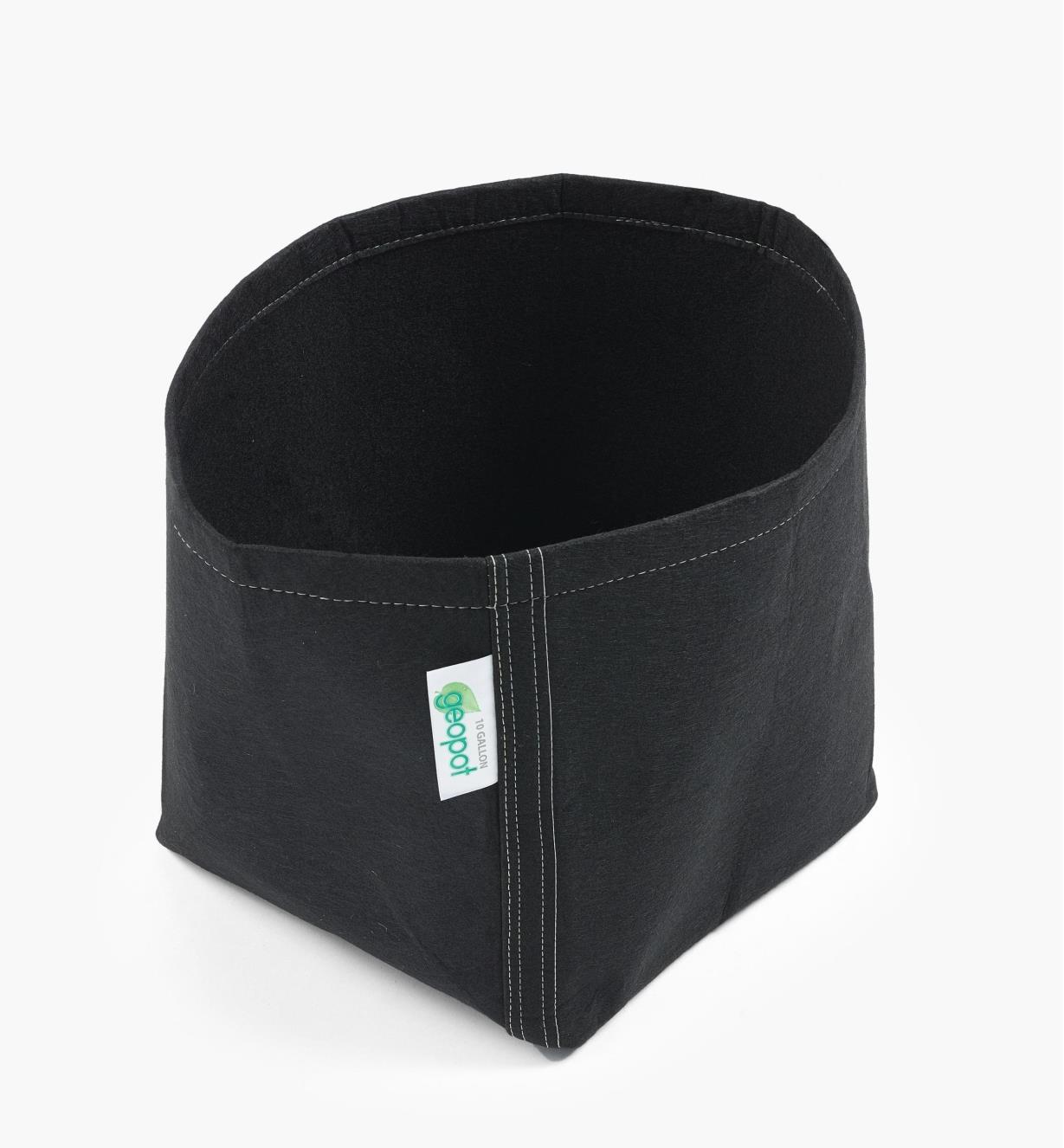 """XB870 - 16"""" x 13"""" Fabric Pot, 10 U.S. gal./37.9l"""
