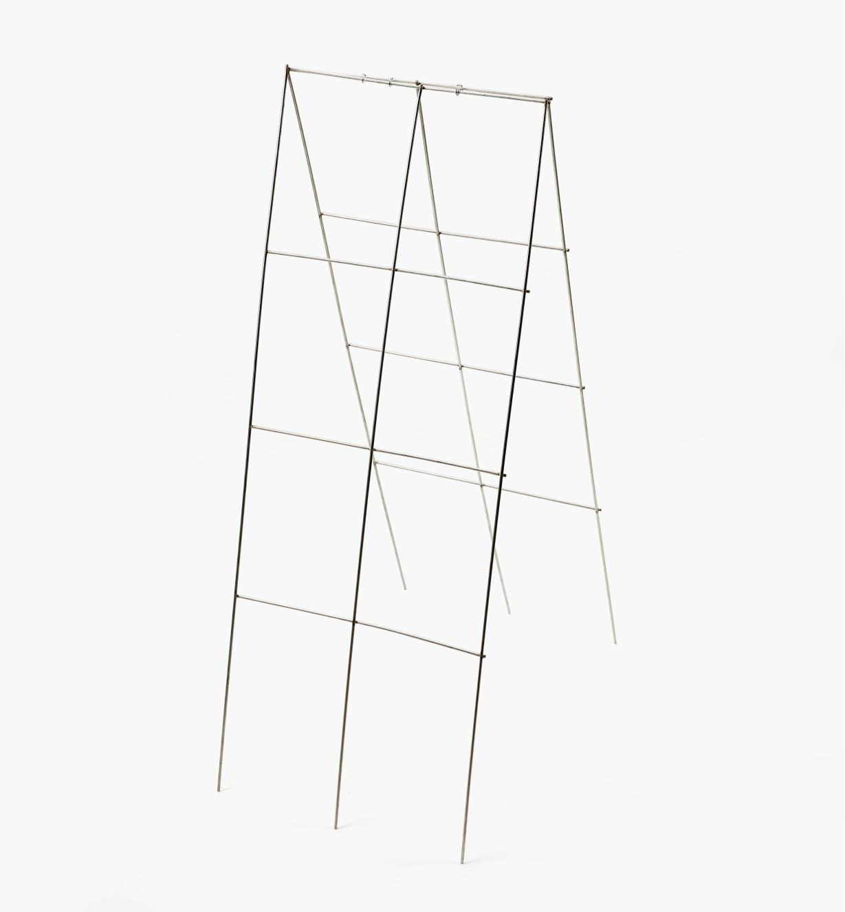 XM112 - Two-Panel Folding Garden Support