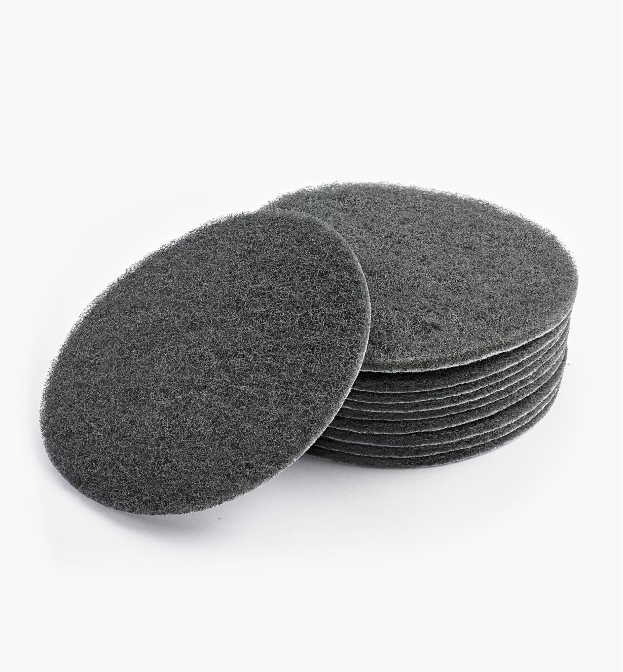 Vlies Abrasive (800x), pkg. of 10