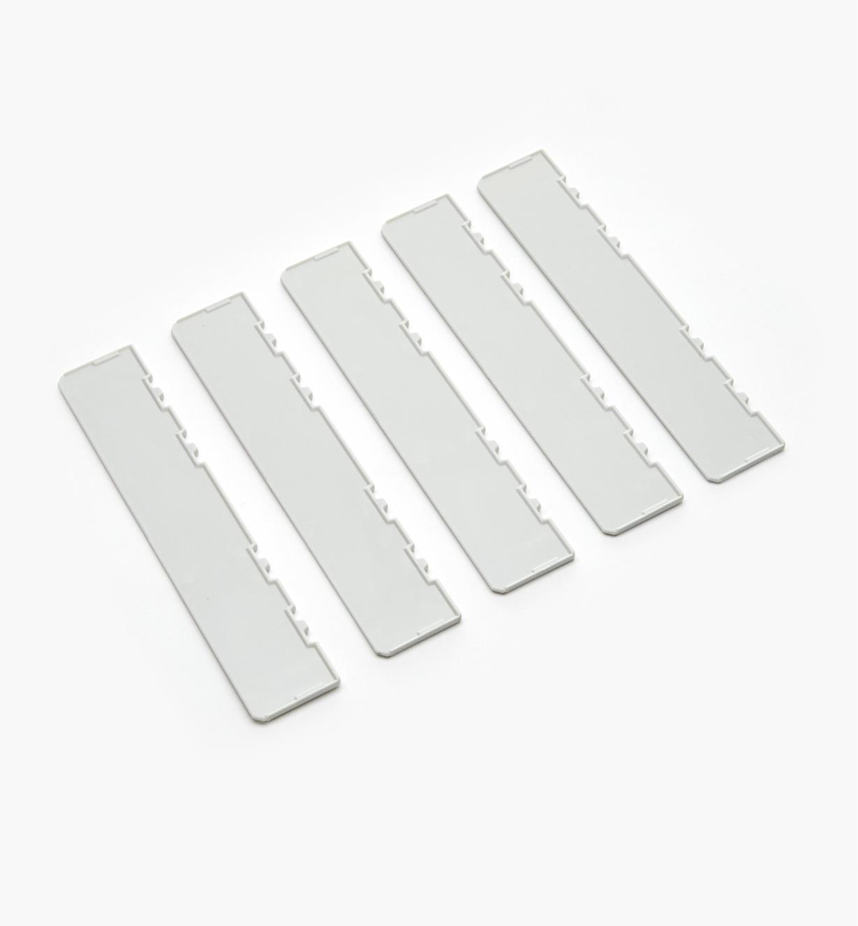 Medium Sortainer Drawer Dividers, pkg. of 10