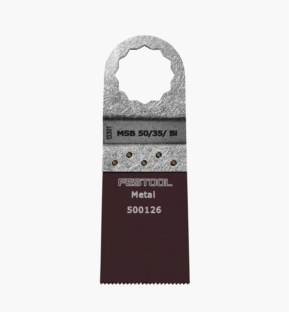 Bimetal Universal Blade MSB 50/35/Bi for Vecturo OS 400