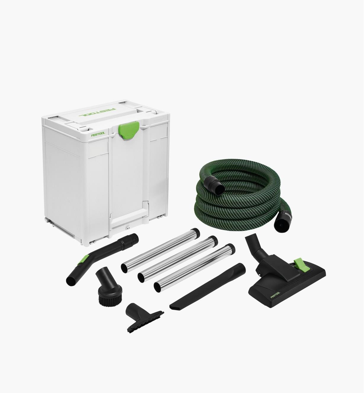 Tradesperson/Installer Dust Extractor Cleaning Set