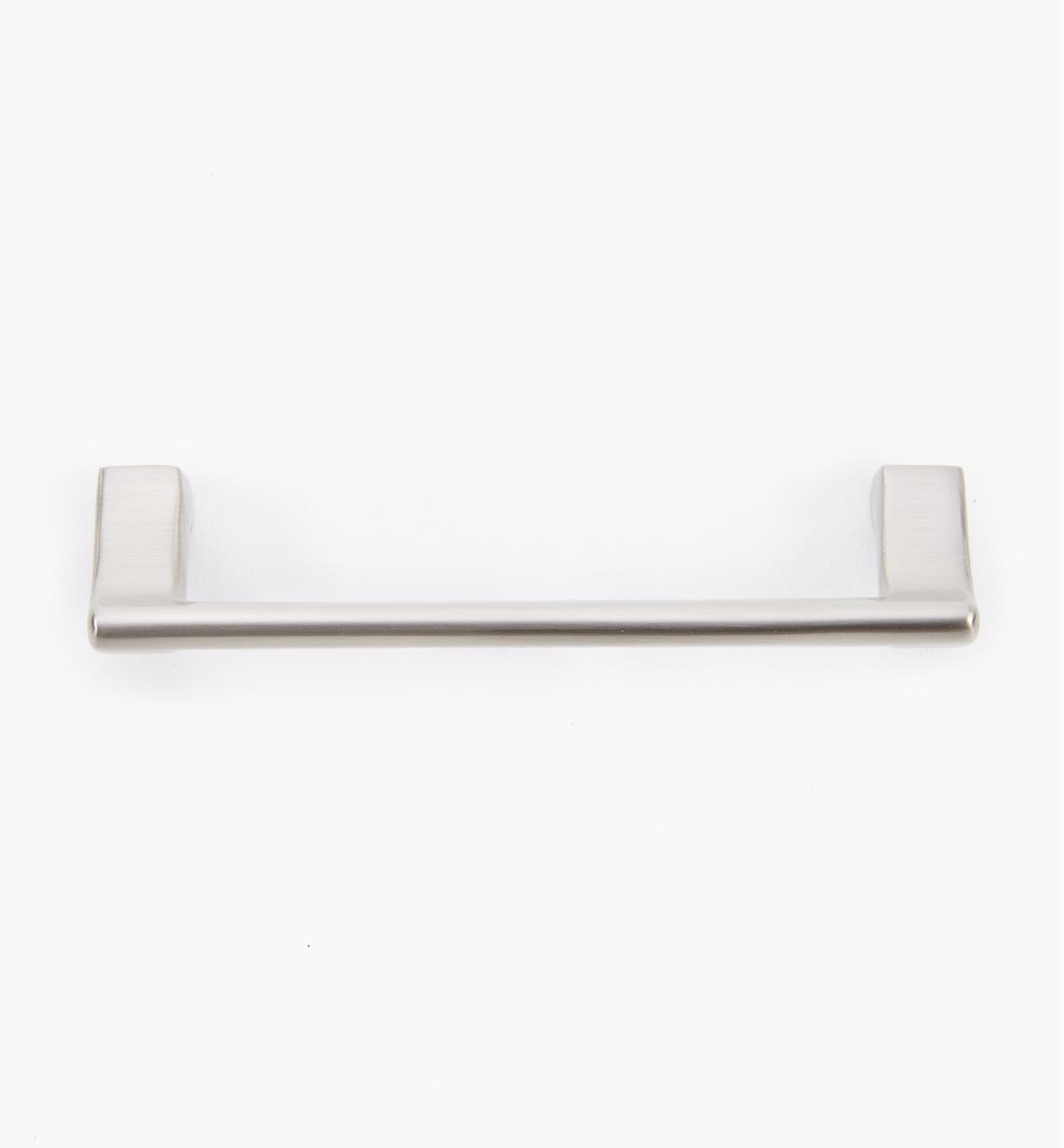 03W2376 - Contemporary Satin Nickel 96mm Offset De Novo Handle
