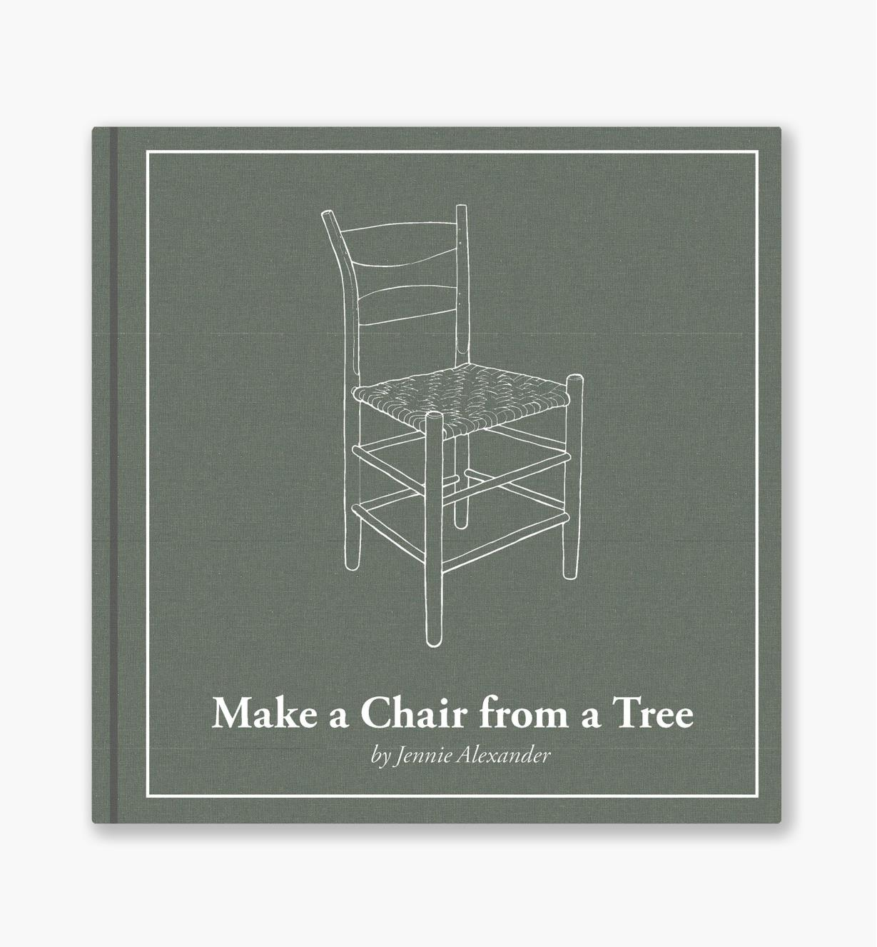 20L0377 - Make a Chair from a Tree, Third Edition