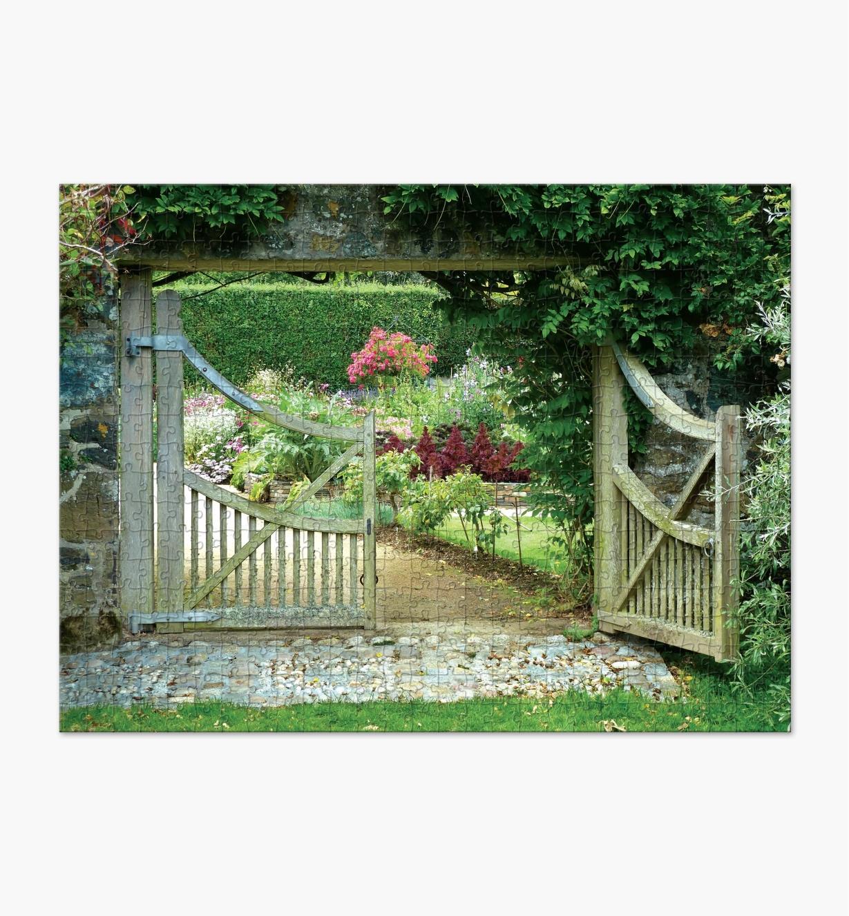 50K1043 - Garden Gate Puzzle