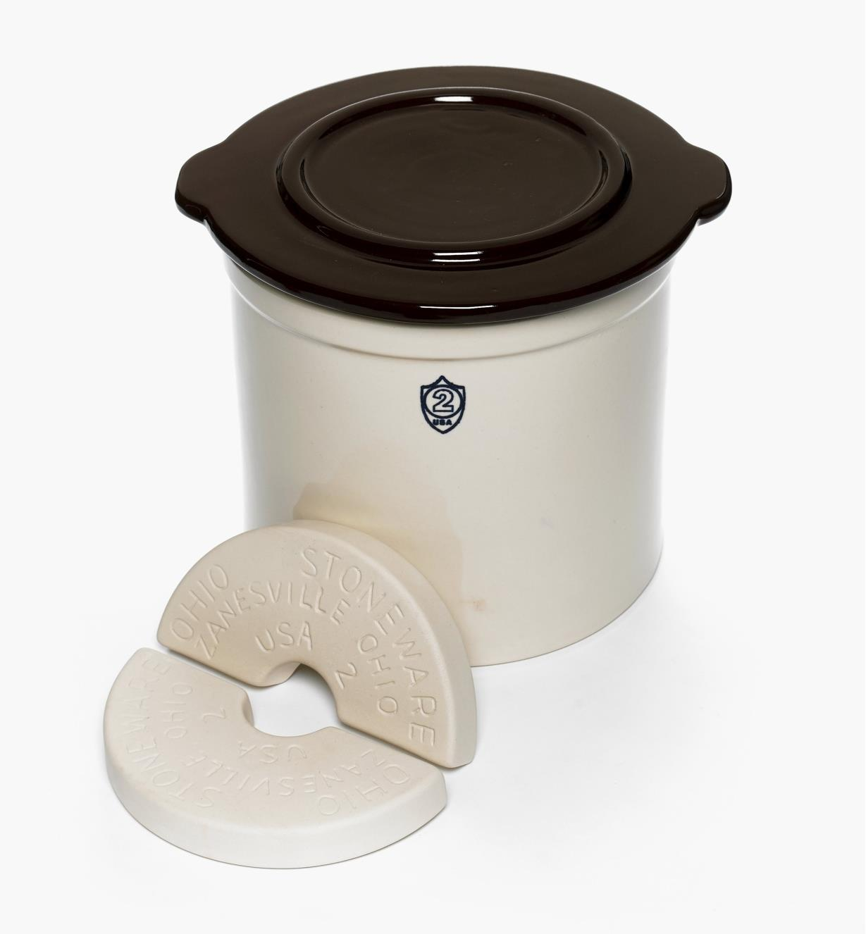 EV330 - Fermentation Crock Set