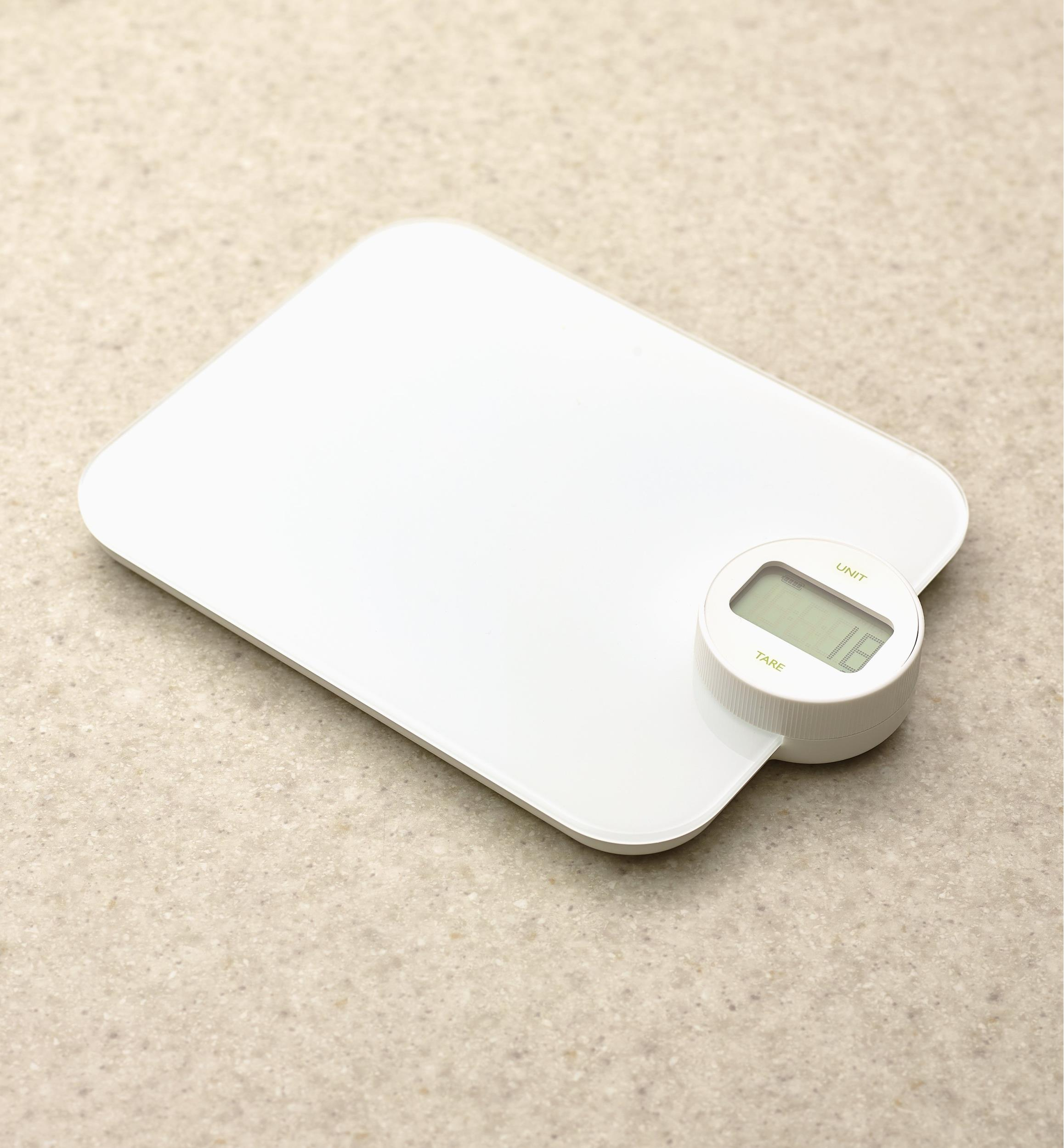 Battery Free Kitchen Scale Lee Valley Tools