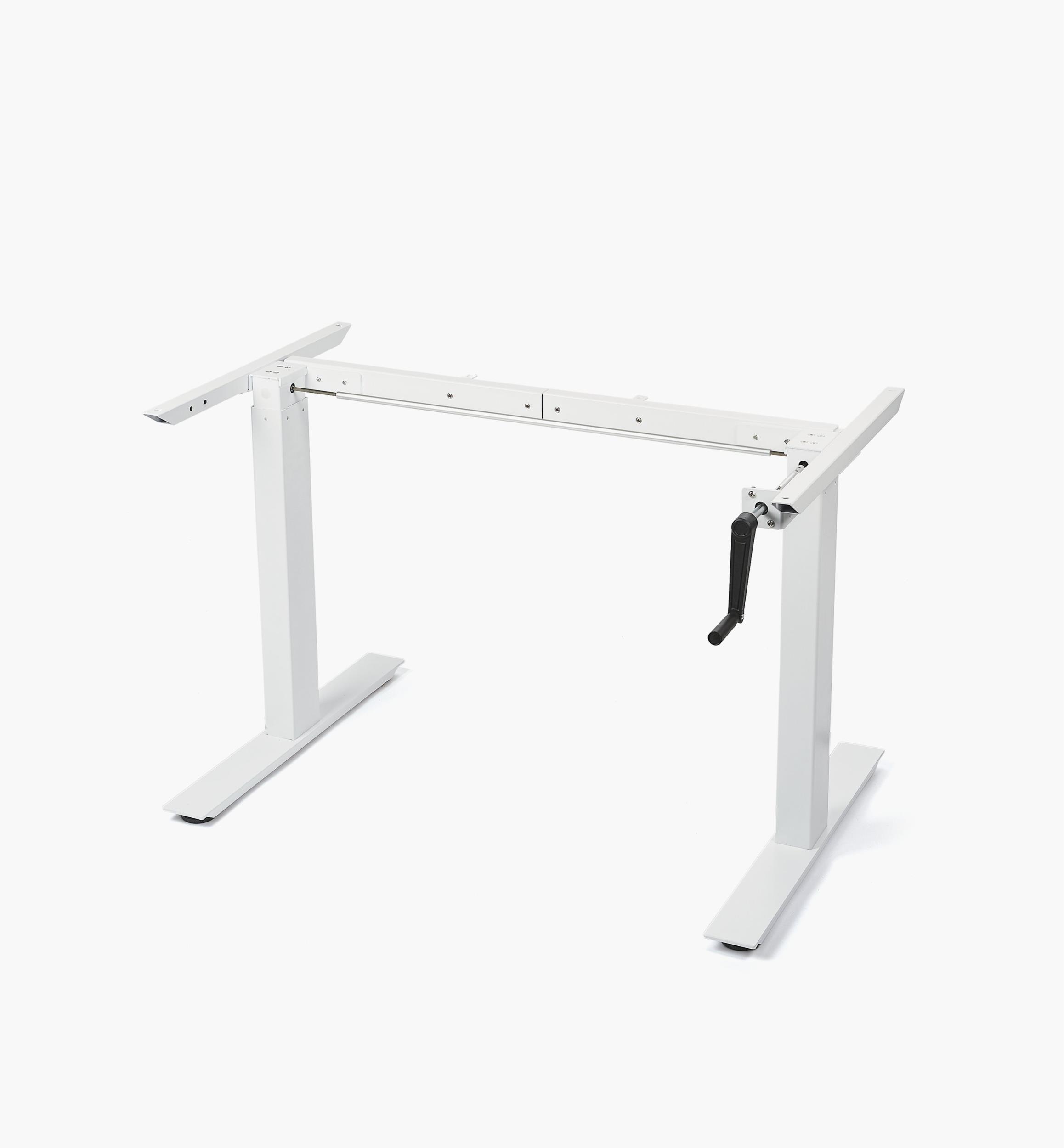 Piètement de table réglable en hauteur