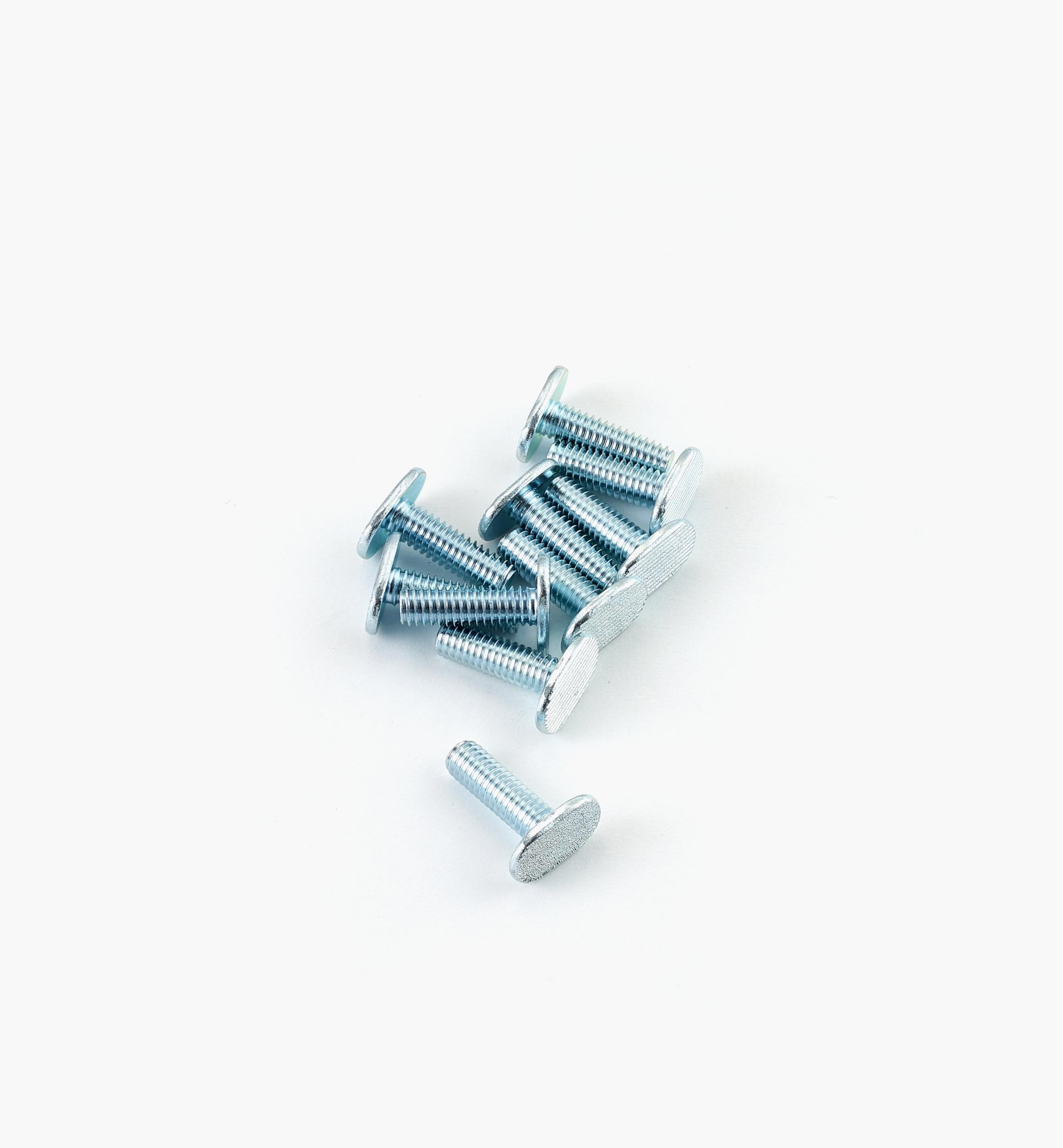Pack of 12 5//16-18 X 5 Hanger Bolts